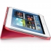 "Husa tableta Samsung EFC-1G2NPECSTD Pink pentru N8000 Galaxy Note 10.1"" cu functie de stand"