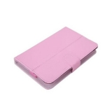 "Husa tableta 8"" Pink piele"