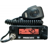 Statie radio CB President TRUMAN ASC - MEDIUM 40 CH AM/FM,Multi Norme,ASC,KEY BP TXMU092