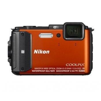 Model : COOLPIX WATERPROOF AW130 Outdoor Kit (orange), Rezolutie : , Senzor : , Sistem procesare a imaginii : , Zoom optic : , Zoom digital : , Stabilizator imagine : , Sensibilitate : , Timp de expunere : , Viteza de declansare : , Blit : , Ecran : , Inr