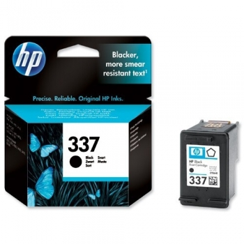Cartus Cerneala HP Nr. 337 Black Vivera Ink 11 ml for Deskjet 5940, Deskjet 6940, Deskjet 6980, Photosmart D5160, OfficeJet 6310 AIO, OfficeJet H470, OfficeJet H470B, OfficeJet H470WBT, OfficeJet K7100, Photosmart 2575 AIO, Photosmart 8050, Photosmart 875