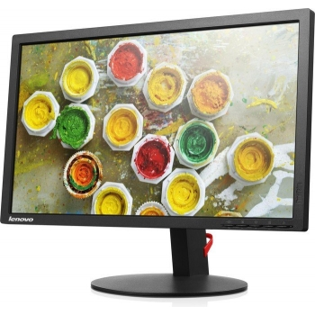 "Monitor LED Lenovo 22"" ThinkVision T2254p 1680x1050 VGA DVI 60CDHAT1"