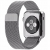 Ceas SmartWatch Apple Watch Milanese 38mm Steel Silver MJ322LL