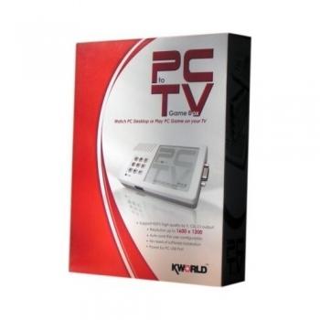 TV Tuner Extern Kworld PC to TV 1600 VGA PC2TV 1600