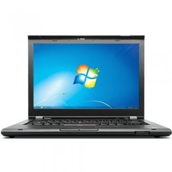 """Laptop Lenovo ThinkPad T430i Intel Core i3 Ivy Bridge 3120M 2.5GHz 4GB DDR3 HDD 500GB nVidia NVS 5400M 1GB 14"""" HD+ Windows 7 Pro 64bit N1TD4RI"""