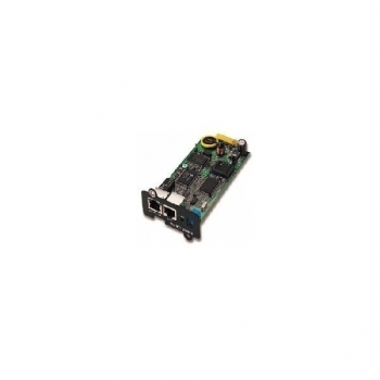 Adaptor Socomec WEB/SNMP pentru slot cu conector pentru senzor de mediu (EMD) NRT-OP-SNMP