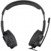 Casti SpeedLink Xanthos cu microfon si control de volum USB Compatibile cu PC, PS3 si Xbox 360 SL-4475-BK