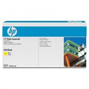 Unitate Cilindru HP CB386A Yellow 35000 Pagini for Color LaserJet CM6030 MFP, CM6030F MFP, CM6040 MFP, CM6040F MFP, CP6015DN, CP6015N, CP6015XH