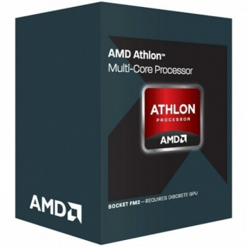 Procesor AMD Carrizo Athlon X4 845 Quad Core 3.5GHz Cache 4MB Socket FM2+ AD845XACKASBX