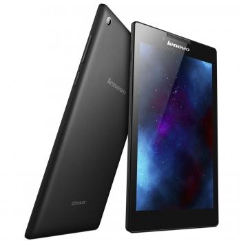 "Tableta Lenovo Tab 2 Arvin A7-30 ARM Cortex A7 Quad Core 1.3GHz IPS 7.0"" 1024x600 1GB RAM memorie interna 8GB GPS Android 4.4 Black 59-435519"