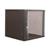 """Rack Server Xcab XCAB-9U60S 9U 19"""" 600mm, usa fata sticla securizata, se poate monta cu deschidere stanga sau dreapta, inchidere cu cheie, negru"""