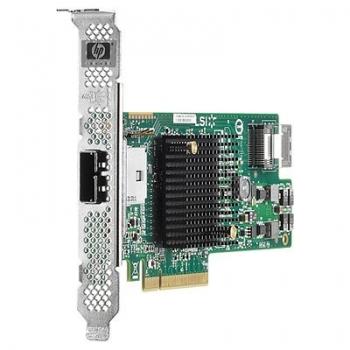 Controller RAID HP H222 Host Bus Adapter 2xSAS 6Gbps PCI-E x8 3.0 650926-B21