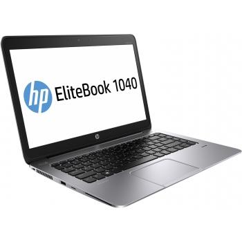 """Laptop HP EliteBook Folio 1040 G2 Ultrabook Intel Core i7 Broadwell 5600U up to 3.2GHz 8GB DDR3L SSD M.2 256GB Intel HD Graphics 5500 14"""" Full HD Windows 8.1 Pro H9W02EA"""