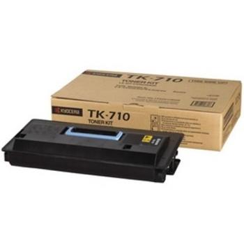 Cartus Toner Kyocera TK-710 Black 40000 Pagini for Kyocera Mita FS-9130DN, FS-9530DN