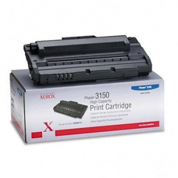 Cartus Toner Xerox 109R00747 Black High Capacity 5000 Pagini for Phaser 3150