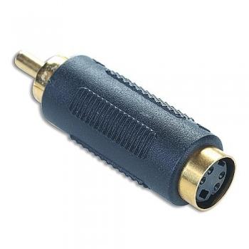 Adaptor Gembird CCV-521 S-Video - RCA 8716309036283