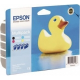 MULTIPACK CMYK C13T05564010 ORIGINAL EPSON STYLUS PHOTO R240