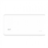 Silicon Power S200 Power Bank 20000mAH, dual output USB, LED, White [C2779189]
