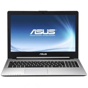 """Laptop Asus K56CA-XX139D Intel Core i7 Iv Bridge 3517U 3.0GHz 4GB DDR3 HDD 500GB Intel HD Graphics 4000 15.6"""" HD LED"""