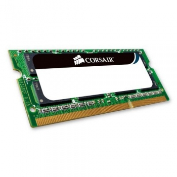 Memorie RAM Laptop SO-DIMM Corsair 2GB DDR3 1066MHz CM3X2GSD1066