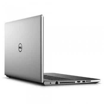 Laptop Dell Inspiron 5758, 17.3 inch LED Backlit Display with Truelife FHD resolution (1920 x 1080), Intel Core i7-5500U Processor (4M Cache, up to 3.00 GHz), video dedicat NVIDIA(R) GeForce(R) 920M 4GB DDR3, RAM 8GB Dual Channel DDR3L 1600MHz (4GBx2), HD