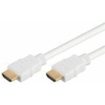 HDMI Cable with Ethernet 1.5m white