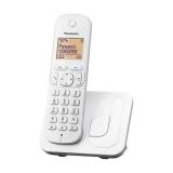 "TGC210FXW, telefon DECT, 1,6"" LCD display cu iluminare, speaker, CLIP, agenda 50 numere, speed dial, keypad lock, montare pe perete, culoare alb"