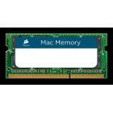 Memorie RAM Laptop SO-DIMM Corsair 8GB DDR3 1333MHz compatibila MAC CMSA8GX3M1A1333C9