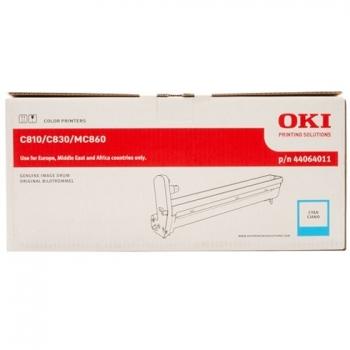 Unitate Cilindru Oki 44064011 Cyan 20000 Pagini for C810, C810CDTN, C810DN, C810N, C830, C830CDTN, C830DN, C830N, MC860DN