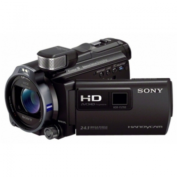 Camera Video Sony HDR-PJ780 Black Zoom optic 10x Zoom digital 120x Full HD Proiector incorporat HDRPJ780VE.CEN