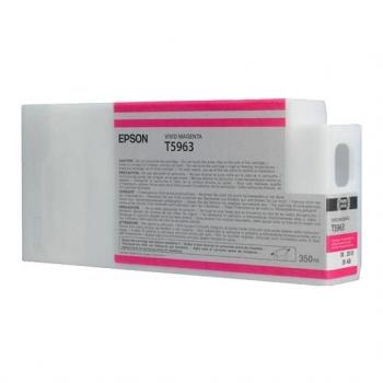 Cartus Cerneala Epson T5963 Magenta 350ml for Stylus Pro 7900, Stylus Pro 9900 C13T596300