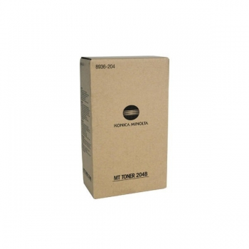 Cartus Toner Konica Minolta MT204B Black 5750 Pagini for Minolta EP 2030, EP 3010 8936204