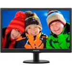 """Monitor LED Philips 19.5"""" V-Line 203V5LSB26 1600x900 VGA 203V5LSB26/10"""