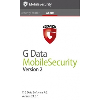 G Data MobileSecurity Version 2 for Android