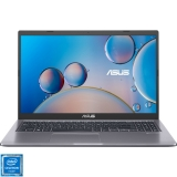 Laptop ASUS 15.6'' VivoBook X515MA-BR062, HD, Procesor Intel® Celeron® N4020 (4M Cache, up to 2.80 GHz), 4GB DDR4, 256GB SSD, GMA UHD 600, No OS, Slate Grey