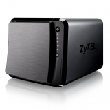 Network Storage ZyXEL NAS542 4 Bay 0TB (Diskless) NAS542-EU0101F