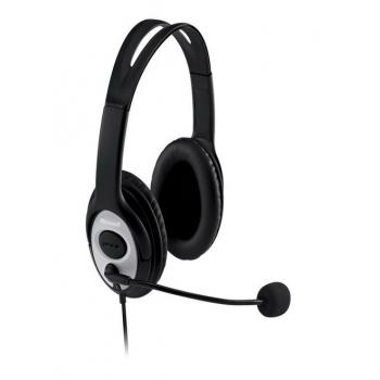 Casti Microsoft LifeChat LX-3000 cu microfon si control de volum JUG-00003