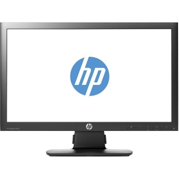 "Monitor LED HP 20"" ProDisplay P201 1600x900 VGA DVI C9F26AA"