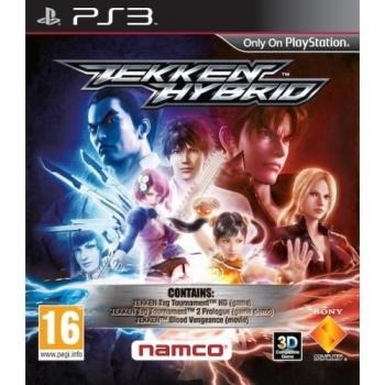 Joc Sony Tekken Hybrid PS3 BCES-01454