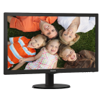"Monitor LED Philips 21.5"" V-Line 223V5LHSB2 Full HD 1920x1080 VGA HDMI 223V5LHSB2/00"