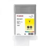 Pigment Ink Tank Canon PFI-101Y Yellow 130 ml for iPF5X00, iPF6100 CF0886B001AA