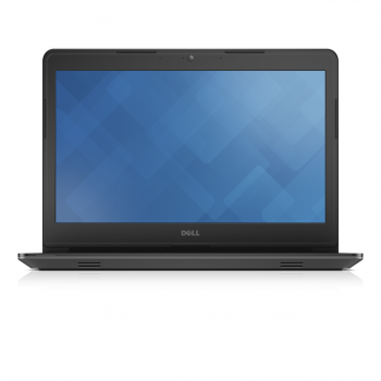 "Laptop Dell Latitude 3550, 15.6"" HD (1366x768) Anti-Glare WLED-backlit, Intel Core i5-5200U (Dual Core, 2.2GHz, 3M cache, 15W), video dedicat NVIDIA GeForce 830M 2G, RAM 4GB (1x4GB) 1600MHz DDR3L, SSHD500GB (5400rpm) Hybrid HDD with 8GB Flash, no ODD"