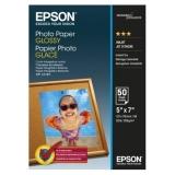 EPSON S042545 PAPER PH GLOSSY 13X18 50SH