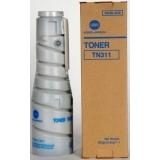 Cartus Toner Konica TN-311 Black Capacitate 17500 pagini for Minolta Bizhub 350, Bizhub 362, Bizhub 362+DF-620