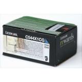 Cartus Toner Lexmark C544X1CG Cyan Extra High Yield Return Program 4000 pagini for C544, X544, C546, X546, X548