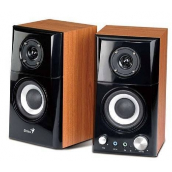 Boxe 2.0 Genius SP-HF500A wood 14W 31730905100