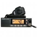 Statie radio CB President JOHNSON II ASC - HIGH 40 CH AM/FM, Multi Norme, format DIN incastrabil , difuzor frontal, MEM, DW, Beep Scan TXMU567