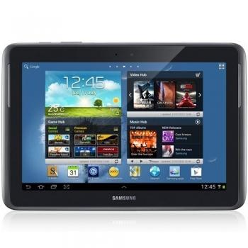 "Tableta Samsung Galaxy Note N8010 Deep Gray ARM Cortex A9 Quad Core 1.4GHz 10.1"" 1280x800 2GB RAM memorie interna 16GB Android 4.0 SAMN801016GBDG"