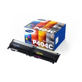 TONER BLACK 1500 PAGES . Samsung CLT-P404C/ELS