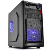 Carcasa Mini Tower Deepcool Ventilatoare 2x 120mm LED Blue 1x USB 2.0 1x USB 3.0 3.5mm jack SMARTER LED